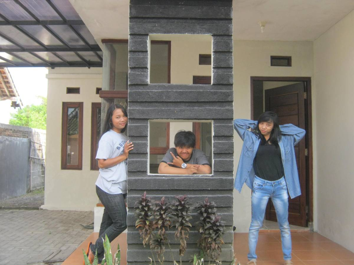 with Puput & Galuh at basecamp